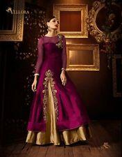 Indial Stylish Designer Bollywood Party Pink Lehenga Choli Gown Salwar Suit Dres