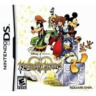 Nintendo DS Kingdom Hearts Re Coded VideoGames