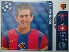 Panini 184 Benjamin Huggel FC Basel UEFA CL 2011/12