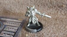 Journeyman Warcaster model USED Warmachine metal Privateer Press unpainted