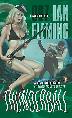 1 of 1 - Thunderball by Ian Fleming (Paperback)