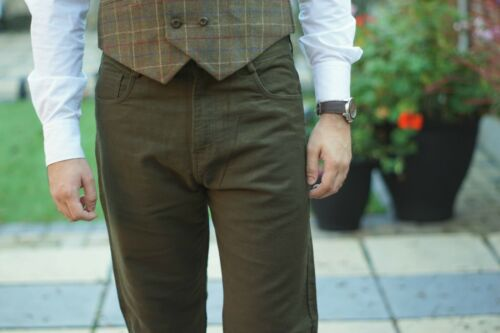 Milano Moleskin Country Jean for Hunting//Shooting//Fishing Men