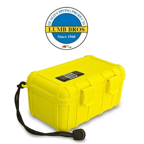 S3 T2500 CRUSHPROOF WATERPROOF AND AIRTIGHT CASE