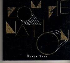 (CK52) Zombie Nation, Black Toys - 2006 DJ CD