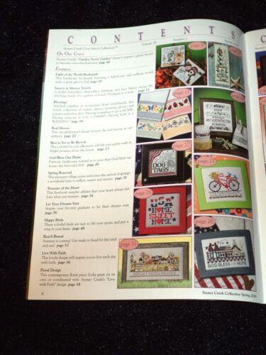 Gift Ideas Holiday Stoney Creek Cross Stitch Collection Magazine YOU CHOOSE +