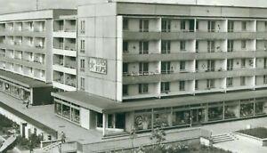 Raritaet-Forst-Lausitz-Plattenbauten-Einkaufszentrum-1945-1975-Berliner-Strasse