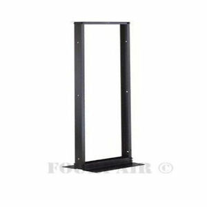 3ft-Short-2-Post-18U-Open-Frame-Black-Network-Server-Relay-Rack-Floor-Table-Top