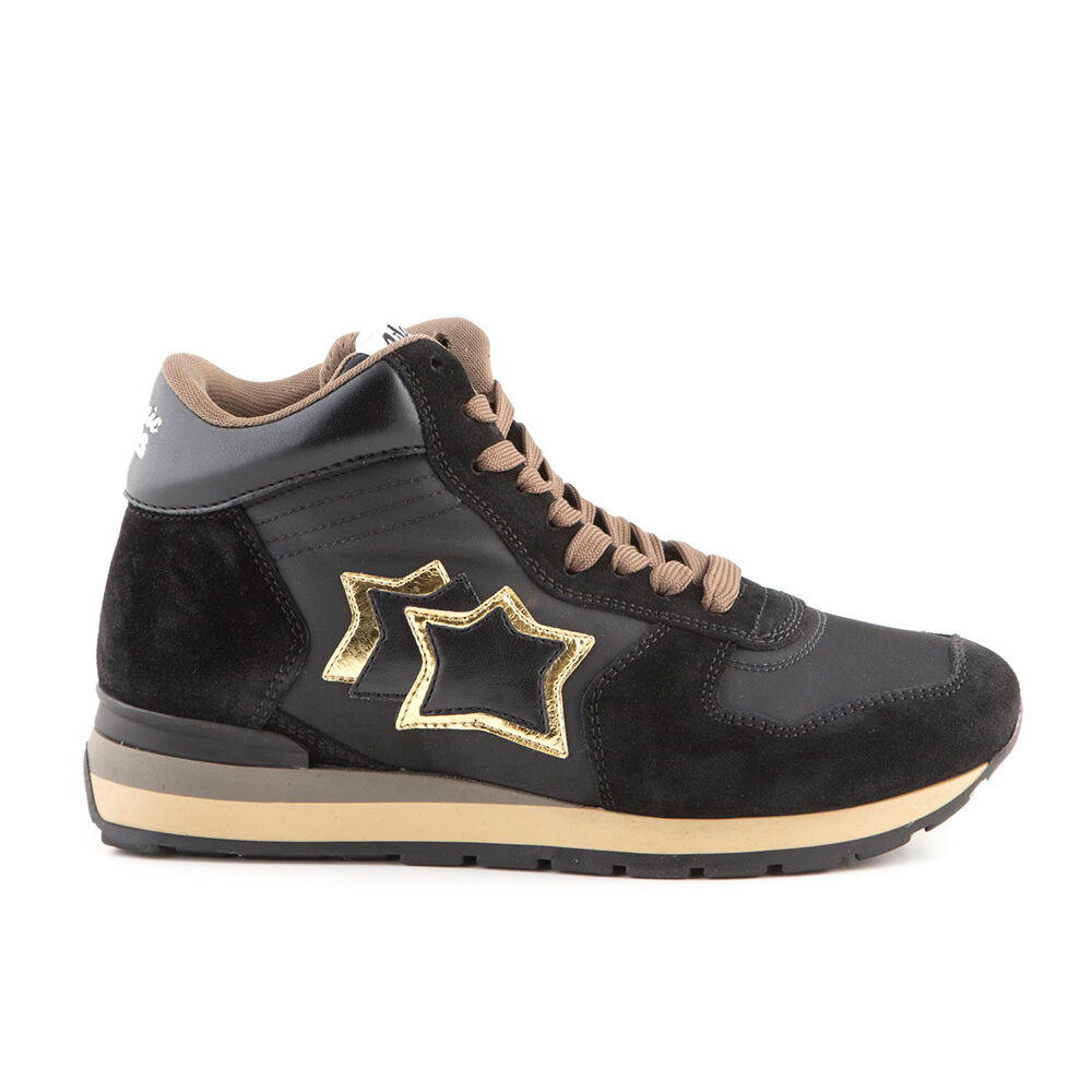 scarpe da ginnastica ginnastica ginnastica ALTE ATLANTIC STARS N 36 MIZAR NERO ANTRACITE NUOVISSIME 595c8e