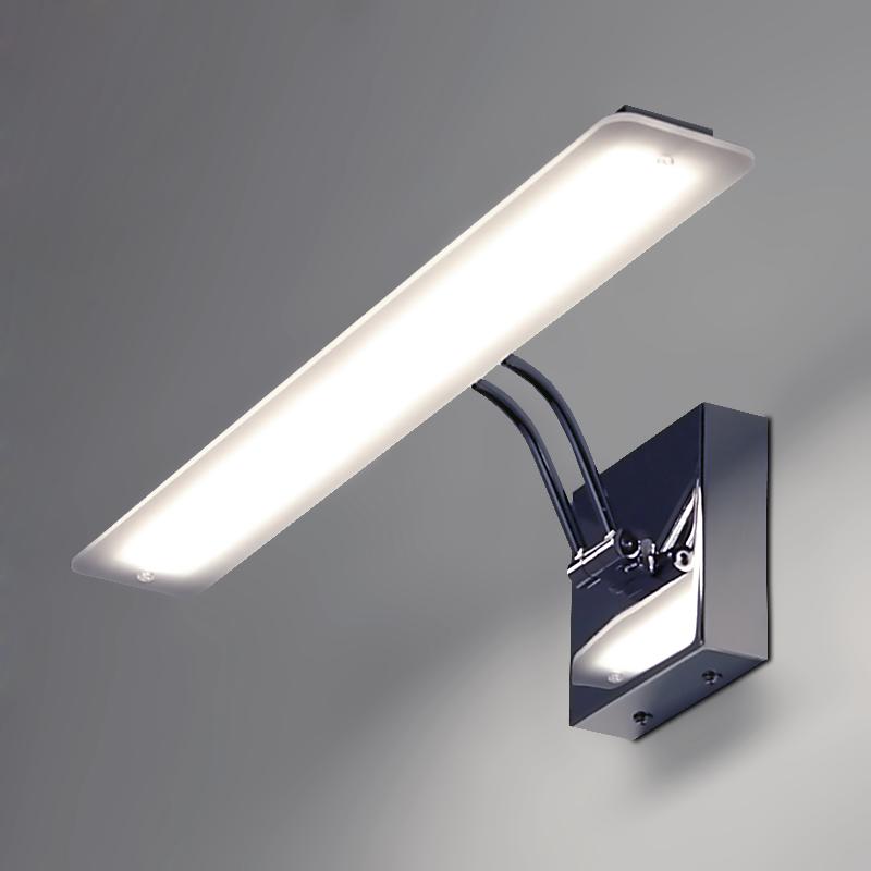 Badezimmer 45cm Wandleuchte LED Spiegelleuchte AMELIA ...