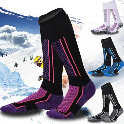 Waterproof Long Warm Breathable Ski Socks Thicken Winter Sports Men Women Unisex