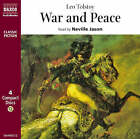 War and Peace by Leo Tolstoy (CD-Audio, 2004)