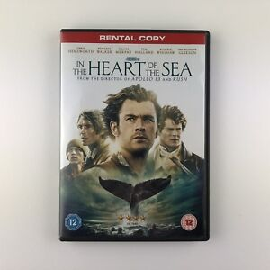 In The Heart Of The Sea (DVD, 2016) r
