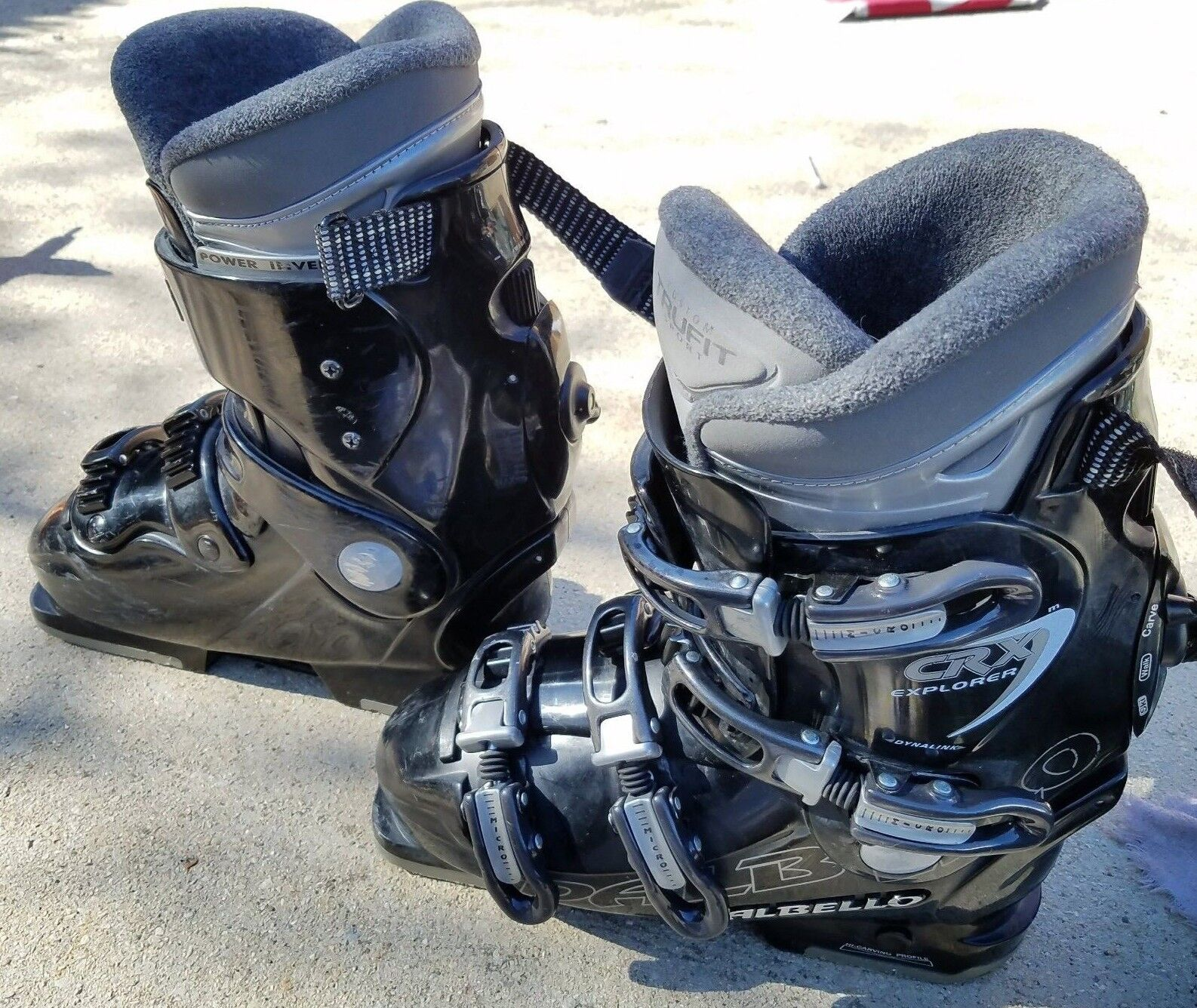 Dalbello CRX Explorer 275mm Forward Lean Adjustment Skiing Ski Walking Sport Lot