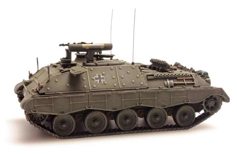 Artitec 6870007 BRD Jaguar 1 yellowoliv Bundeswehr H0 1 87 Fertigmodell Panzer