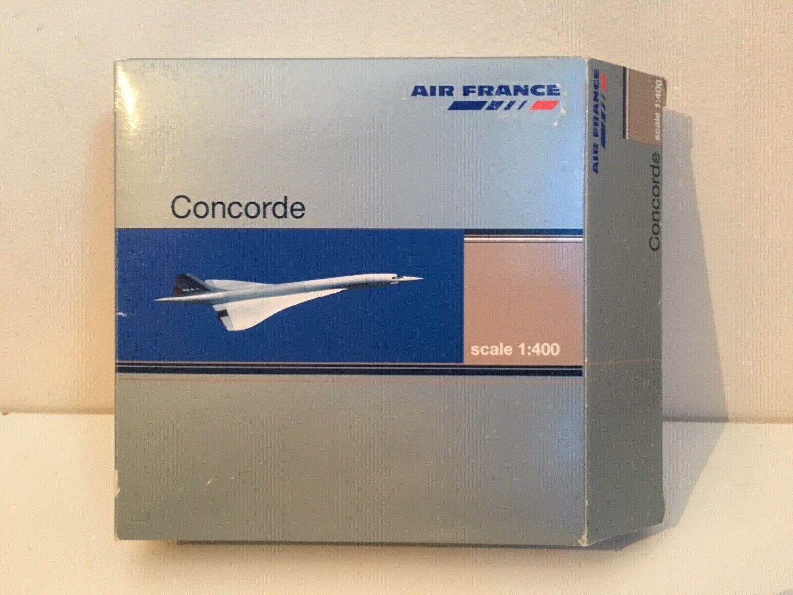 Garanzia del prezzo al 100% RARE 1 400 Socatec-Air FRANCE FRANCE FRANCE CONCORDE con la registrazione + SUPPORTO METtuttiICO  vendite calde