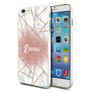 Personalised-Marble-Phone-Case-Cover-for-Apple-Samsung-Initial-Text-Name-D03