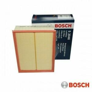 Genuine-Bosch-Air-Filter-2001-2004-AUDI-A4-B6-B7-8E-1-9-2-0-2-5-2-7-3-0-TDi