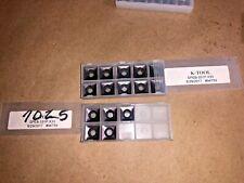 K Tool Carbide Inserts Quantity 15 Speb 331p X33