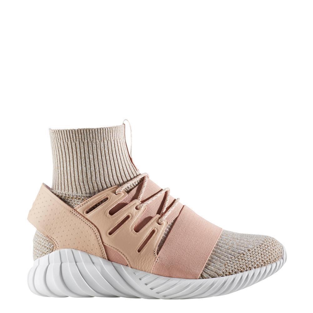 Bb23_ Zapatos  Adidas – tubular 2018 Doom PK crema/marrón/blanco _ 2018 tubular _ señores _ lana _ nuevo dca721