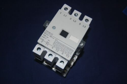 1pc New FITS 3TF48 22 AC CONTACTOR 75A COIL 48V AC 50//60HZ