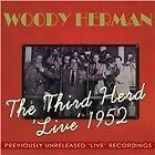 Woody Herman - Third Herd Live 1952 (Live Recording, 2012)