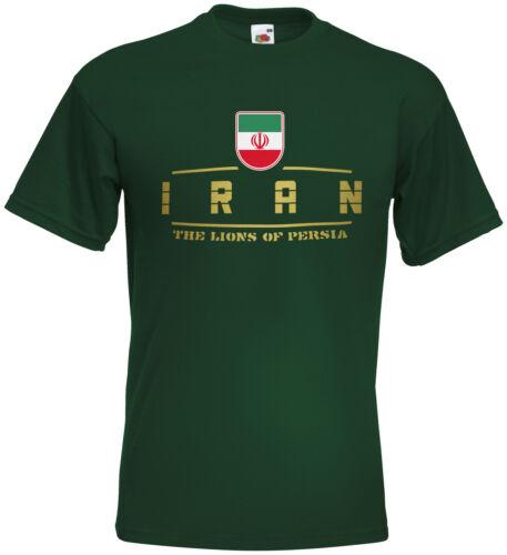 Iran  Fanshirt Trikot WM2018 S M L XL XXL
