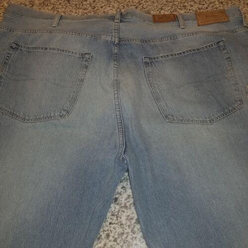 46 Dritto Ralph Scialle Lauren Nuovo Jeans 48 Morbido The Hampton Polo Stretch vApxUq4w