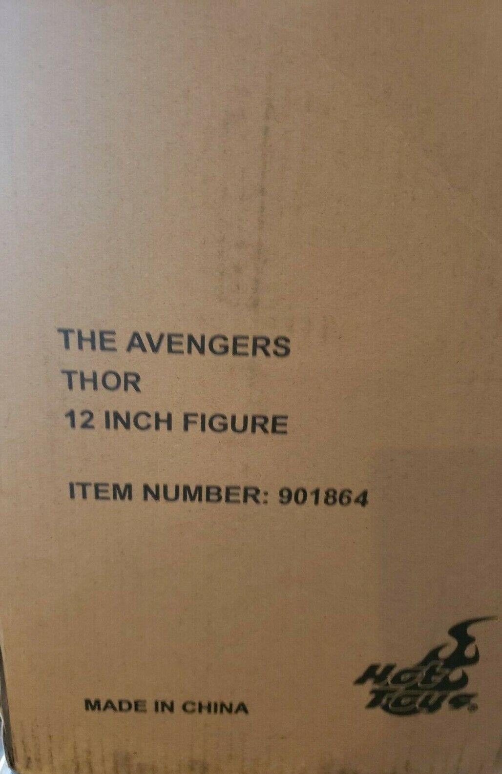 Hot Toys Thor Action Figure on eBay thumbnail