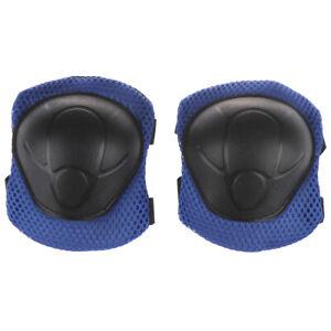 Kinder-Schutzausruestung-Protektoren-Set-Handgelenke-Knieschuetzer-SkatesW-MWYJ