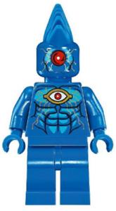 NEW LEGO OMAC MINIFIG figure minifigure 76111 batman super villain dc cyborg
