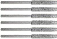 6pc 5/32 Inch Diamond Chain Saw Sharpeners Rotary Tool