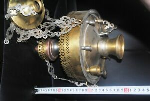 LARGE-Old-church-candlestick-for-candles