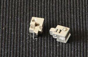 2-pairs-Linhof-Super-Technika-IV-V-und-Master-4x5-034-und-V-5x7-034-infinity-stopper