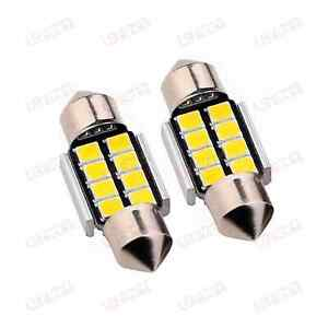 2-x-31MM-Festoon-SMD-Canbus-LED-Lights-Number-Plate-Bulbs-239-30mm-32mm-C5W