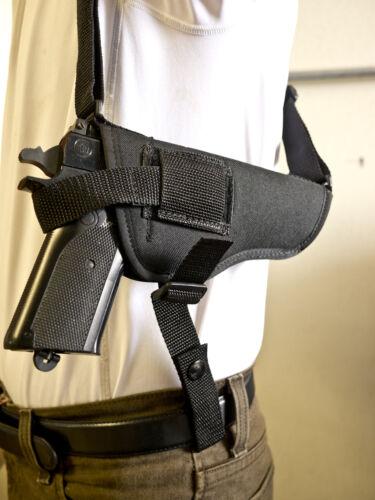 MADE IN USA Delta Elite Nylon Shoulder Holster for Colt Combat Elite