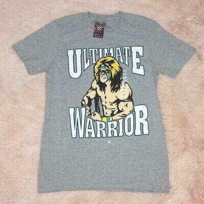 WWE 80s Legends Hulk Hogan Rock Ultimate Warrior Flair Hart T-shirt