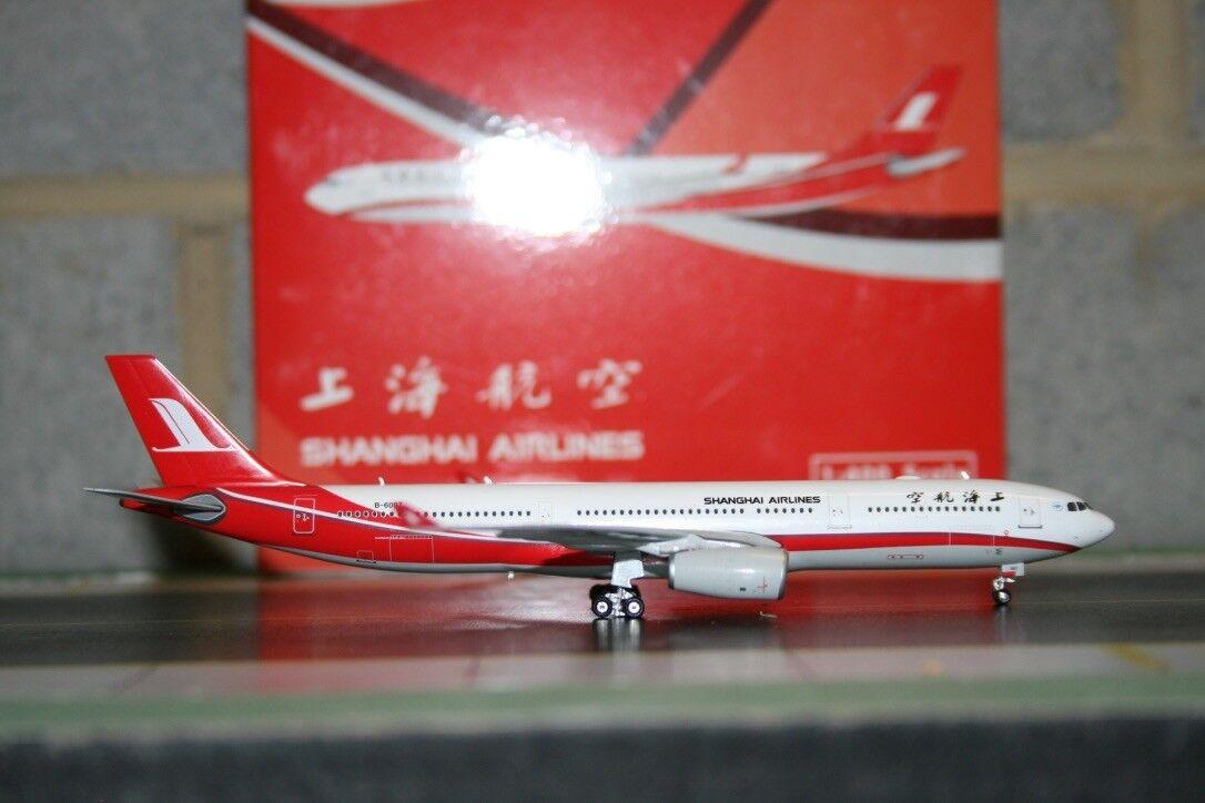 Phoenix 1 400 Shanghai Airlines Airbus A330-300 B-6097 (PH10859) Model Plane