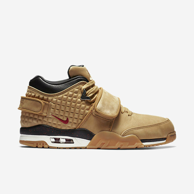Nike Air Trainer Cruz PRM Haystack Wheat Flax Size 14. 812637-700 jordan