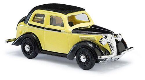 H0 Automodell 1:87 Busch 41206 Ford Eifel /'35 Limousine »Gelb