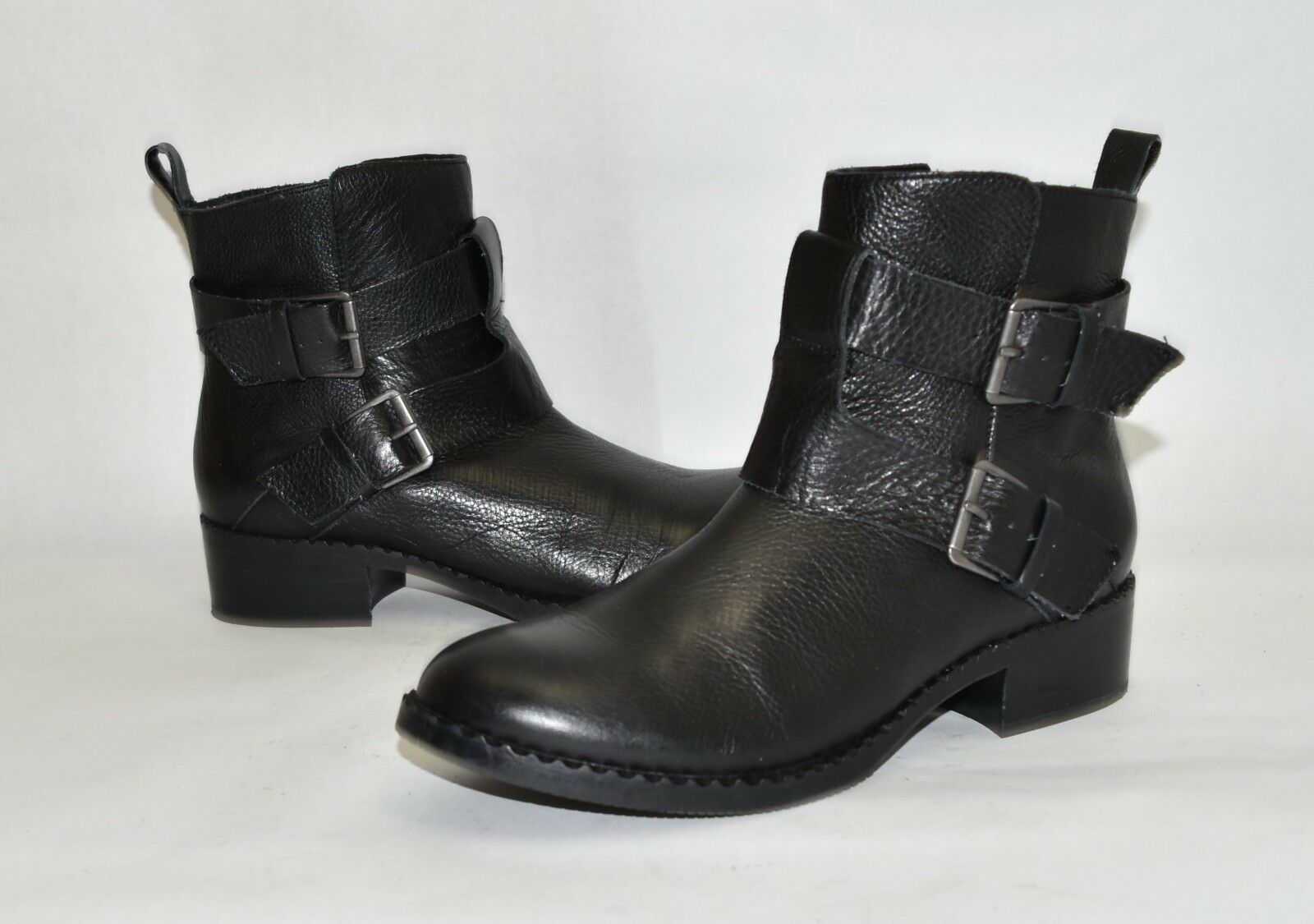 New  Gentle Souls 'Best Of' Boot Black Leather Size 9 M MSRP  250