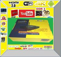 Saaya Tv Box Andriod Hd1080p Wifi Live Indian,pakistani Hindi Indian Punjabi,eng