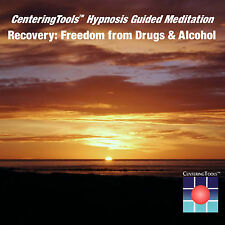 FREEDOM FROM DRUGS AND ALCOHOL: 19 Minute Guided Meditation/Hypnosis Audio