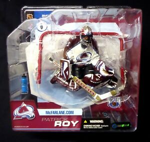 Patrick Roy Nhl Hockey Series 6 Avalanche du Colorado Mcfarlane Sports # 33 787926714135