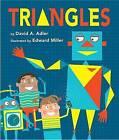 Triangles by David A Adler (Paperback / softback, 2015)