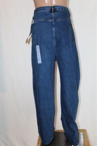 en manches denim Jeans hommes à Apparel Berne 5 pour Coupe poches Nwt ample xYOwFpW