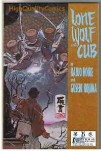 LONE-WOLF-and-CUB-25-NM-Matt-Wagner-Koike-Kojima-1987-more-in-store