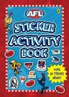 AFL Sticker Activity Book by Penguin Books Australia (Paperback, 2014)