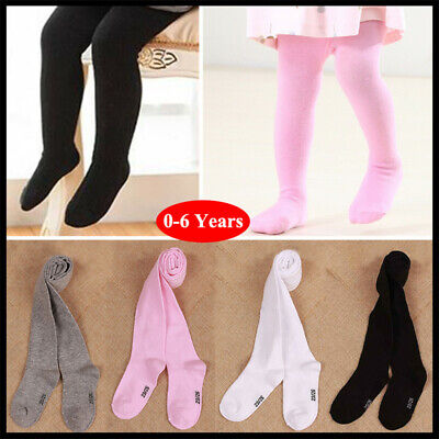 Kids Toddler Baby Girls Warm Cotton Tights Stockings Pantyhose Pants Socks Ture