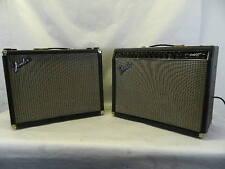 FENDER AMPLIFIER/SPEAKER COMBO PERFORMER MODEL 1000 AMP & FENDER GE-112 SPEAKER