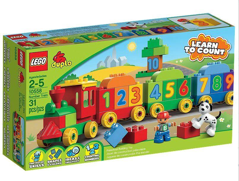 LEGO ®  DUPLO ® 10558 zahlenzug NUOVO OVP _ number TRAIN nuovo MISB NRFB  vendita online
